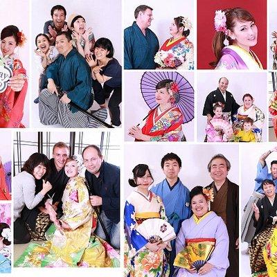 Enjoy Kimono Photos at Kimono Photo Studio WA! www.kimono-wa.com/en