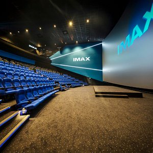 IMAX with Laser. VOX Cinemas at Mall of the Emirates