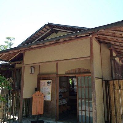 日本家屋 貸し切り行事がない場合は無料で見学できる