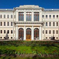 Anichkov Palace, St Petersburg, Russia