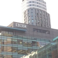 BBC buildings outside