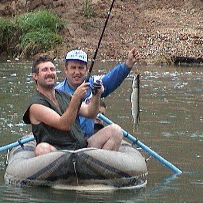 2001 год,рыбалка на реке Лебедь