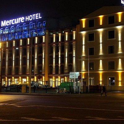 Casino at 6-th floor of hotel