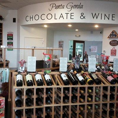 Welcome to Punta Gorda Chocolate & Wine!