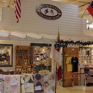 Crossroads Country Store front