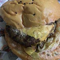Kamikazi Burger