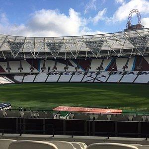 Panoramic Views from the stadium bowl