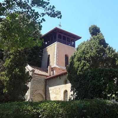 Église Saint-Jean-Baptiste-de-l'Uhabia, Arcangues (Pyrénées-Atlantiques, Nouvelle Aquitaine), Fr