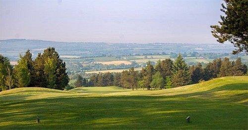 Beautiful views at Fermoy Golf Club
