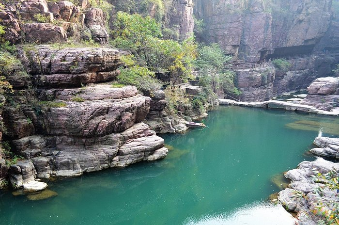 Yuntaishan Geopark.