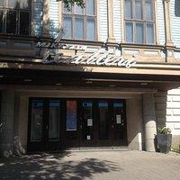 Театр Миккели летнюю порой