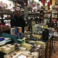 Owner Pasuale will entice you to try everything