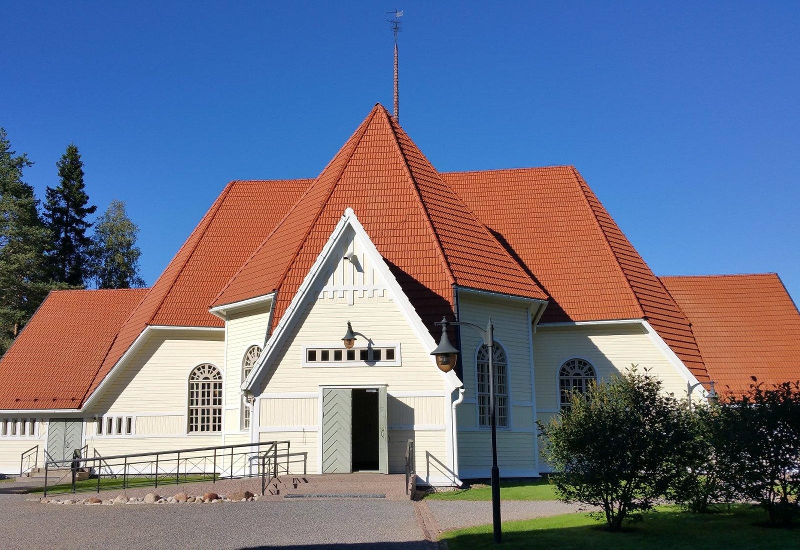 Haukipudas Kirkko