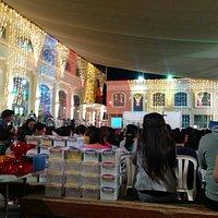 Misa de Gallo for the Filipino Community in Al Ain