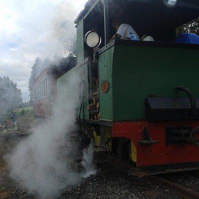 pick up steam