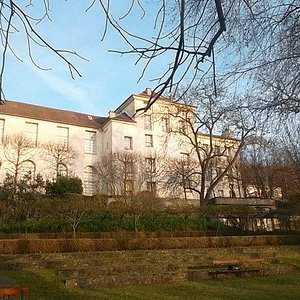 The Maurice Denis Museum named The Priory.