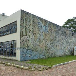 UFSM/Centro de Artes e Letras/CAL - Teatro Caixa Preta / Santa Maria, RS