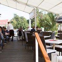 Terasa restaurace Restaurace Onyx