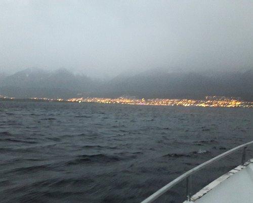 retornando a Ushuaia