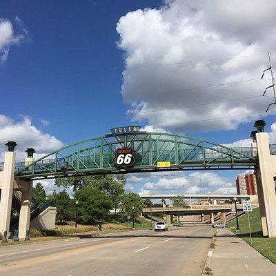 Route 66, Tulsa, OK