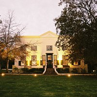 Our beautiful double -story Manor House which was built in 1788