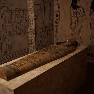 חדר בריחה הפירמידה