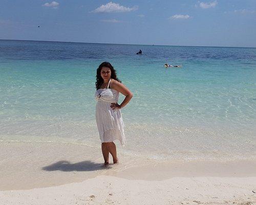 esta playa es un paraíso!