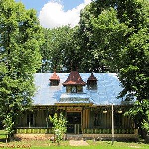 House from Alunis, Prahova