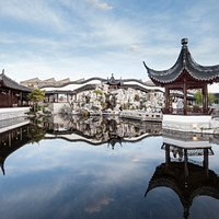 Explore an authentic example of a Chinese scholar's garden - one of three outside China.