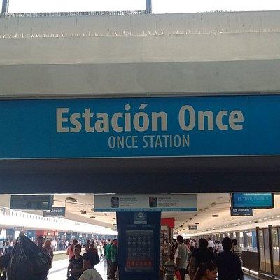 Estación Once de Septiembre