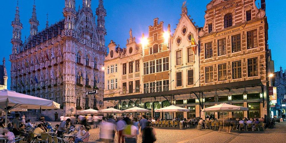 Grand Square, Leuven