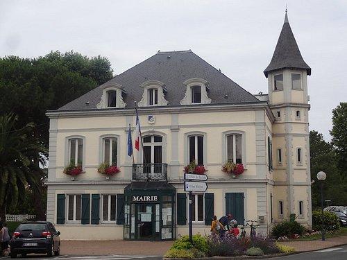 Mairie, Capbreton (Landes, Nouvelle Aquitaine), France.
