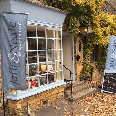 Jaffe & Neale Bookshop and Cafe