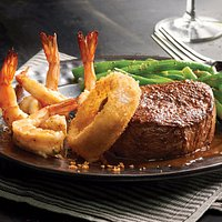 Steak & Shrimp