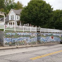 The North Creek Mosaic Project, volunteers and donations welcome!