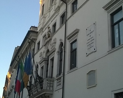 Palazzo Antonini Belgrado Ex Provincia Udin