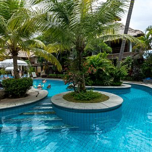 The Pool at the Sativa Sanur Cottages
