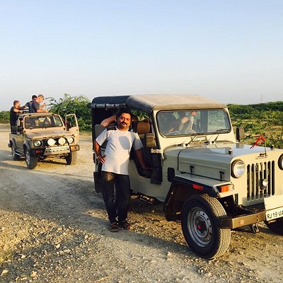 Enjoy Our Offroad Tours Nearby Jodhpur.