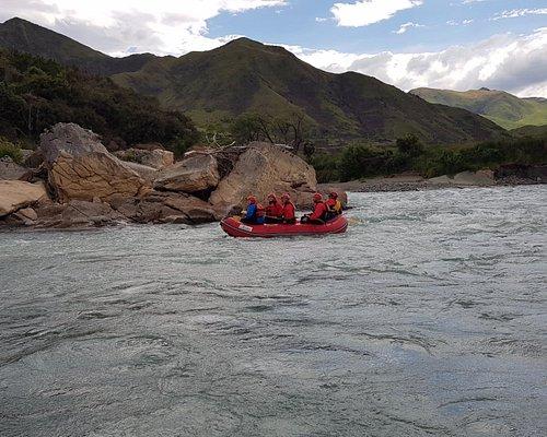 rafting with Amuri alpine adventures