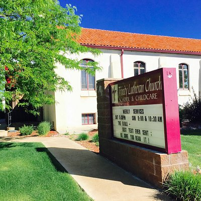 Trinity Lutheran Church (LCMS) - Pueblo, CO