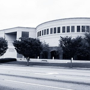 Main Branch Library Down Town Spartanburg, South Carolina