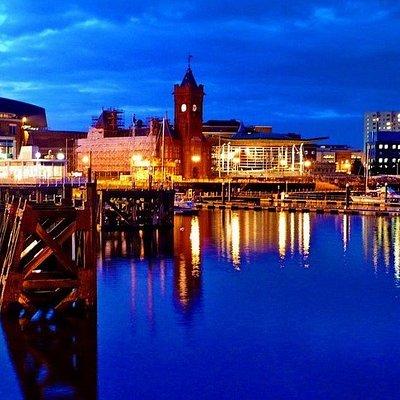 Cardiff Bay, UK