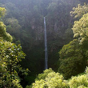 Watu Ondo waterfall