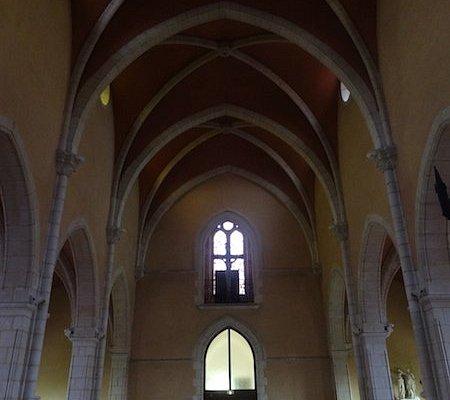 Église Saint-Pierre, Ondres (Landes, Nouvelle-Aquitaine), France.