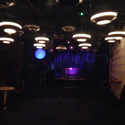 Great underground club as I love them