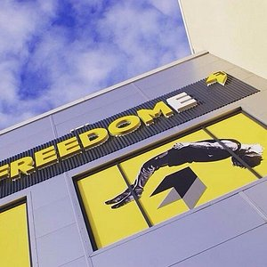 Picture taken from Freedome's Official Instagram