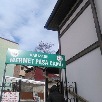 Sarızade Mehmet Paşa Cami