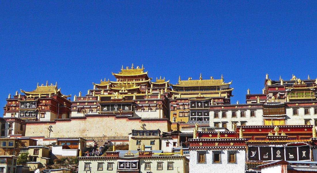 Sumtsaling Monastery #5