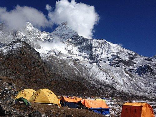 Amadablam Base Camp