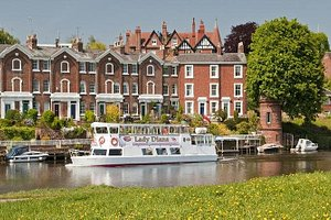 30-minute City Cruise on River Dee in Chester